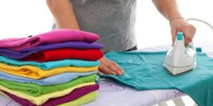 The Drop off Ironing Service – You drop today and pick up tomorrow